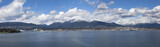 City of North Vancouver panorama from Burrard Inlet