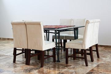 Interior design serires: Dining room