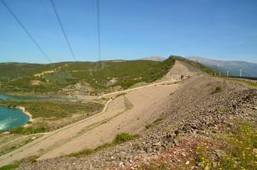 hydropower station gravity dam