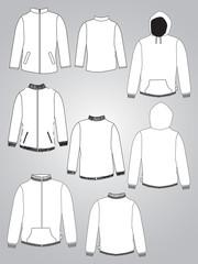 vector sweatshirt design collection