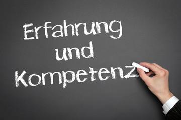 Erfahrung und Kompetenz