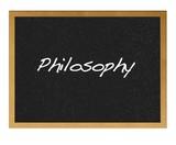 Philosophy. poster