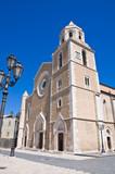 Fototapety Cathedral Basilica. Lucera. Puglia.  Italy.