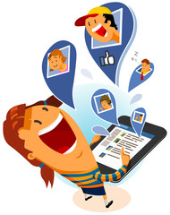 Everyone on Facebook