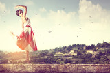 Fototapety Mediterranean Woman