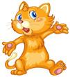 Acting cat