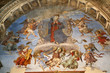Rome - holy Mary in heaven and angels