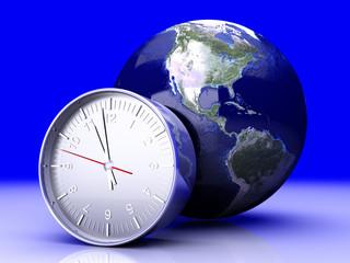 Welt Zeit