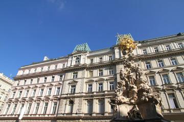 Historische Architektur in Wien
