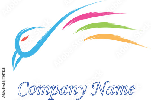 bird logo for company