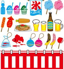 祭り 食べ物