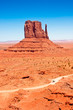 monument valley left hand