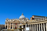 Colonnade of Saint Peter's Basilica, Rome