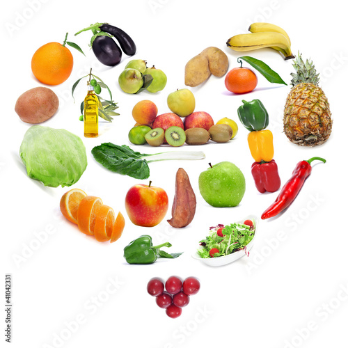 love for the healthy food