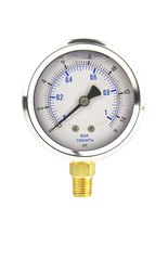 low value pressue gauge
