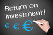 Return on investment ! - Euro Concept