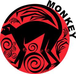 Chinese Horoscope monkey