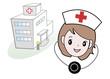病院と看護師