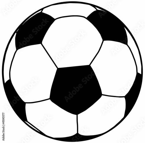 Soccer Ball Silhouette Vector Free Soccer Ball Silhouette