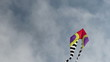 Kite and Clouds - Drachen und Wolken