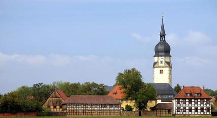 Apfelstädt in Thüringen