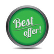 Green Best offer button