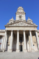 Guildhall in Portsmouth, England