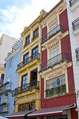 Spanish Town House, Valencia, Spain