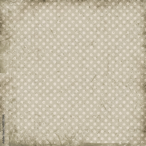 grunge dots background
