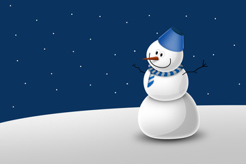 Snowman illustrations
