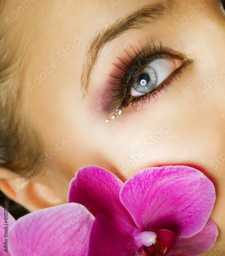 Fototapeten,makeup,gesicht,close-up,schönheit