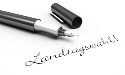 Landtagswahl! - Stift Konzept