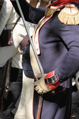Ninteenth-century french army commander