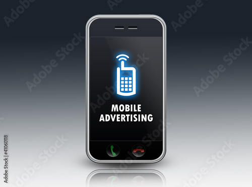 "Smartphone ""Mobile Advertising"""