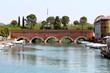 peschiera del garda - ponte sul canale di mezzo - 41060964