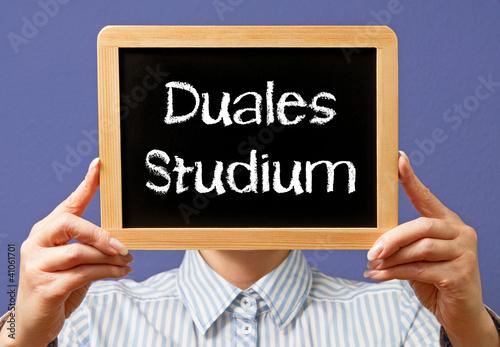 Duales Studium Poster