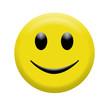 Smilie glücklich