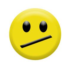 Smilie unglücklich