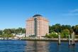 Architektur an der Hamburger Elbe