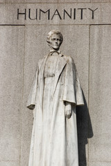 Edith Cavell Monument, London