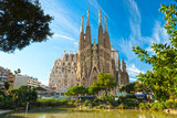 La Sagrada Familia, Barcelona, spain. - Fine Art prints