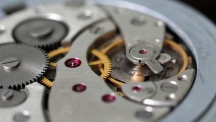 Watch mechanism, mechanical pocket watch