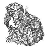 Lion Symbol - 41071341
