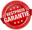 """Button Banner """"Bestpreis-Garantie"""" rot"""