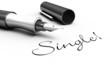 Single! - Stift Konzept