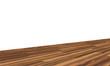 Wand mit Holzboden diagonal - Nussbaum (Europäisch)