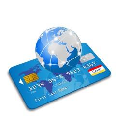 ベクター、クレジットカードと地球