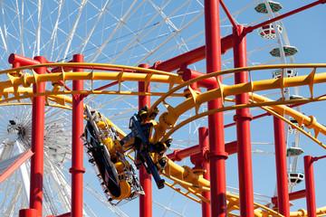 modern Roller Coaster