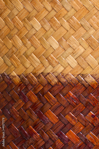 grunge two tone color bamboo background