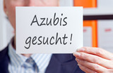 Fototapety Azubis gesucht !